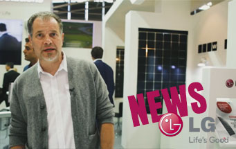 Fritz Strieffler bei Intersolar 2016