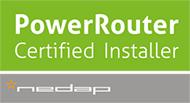 Zertifizierter Partner von nedap PowerRouter