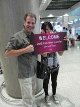 LG Besuch in Korea von Fritz Strieffler